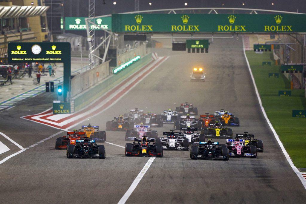 Samenvatting Grand Prix Bahrein 2021