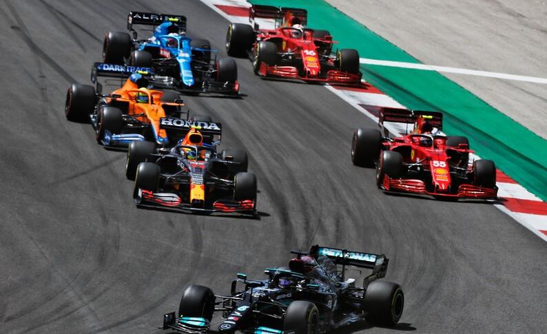 Samenvatting Grand Prix Portugal 2021!