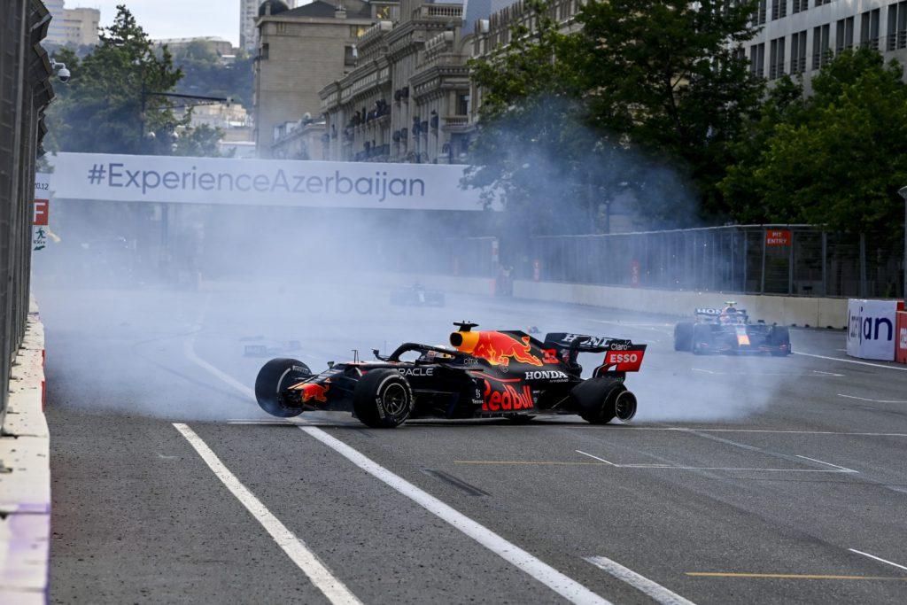 Samenvatting Grand Prix Azerbeidzjan