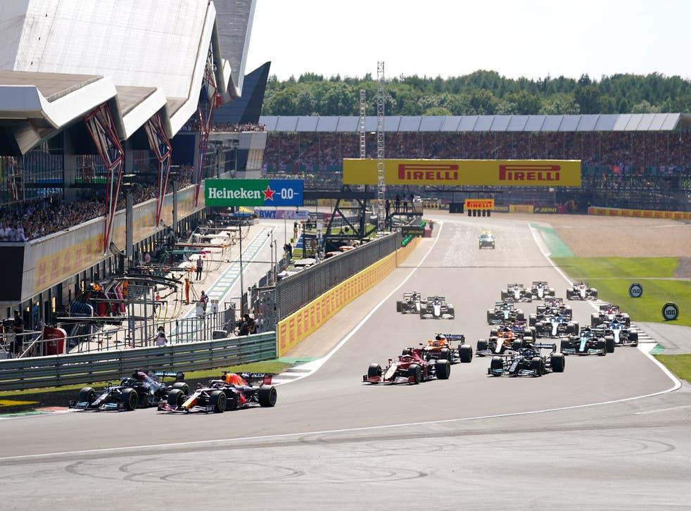 Samenvatting Grand Prix Groot-Brittannië