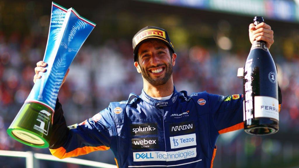 Samenvatting Grand Prix Italië!