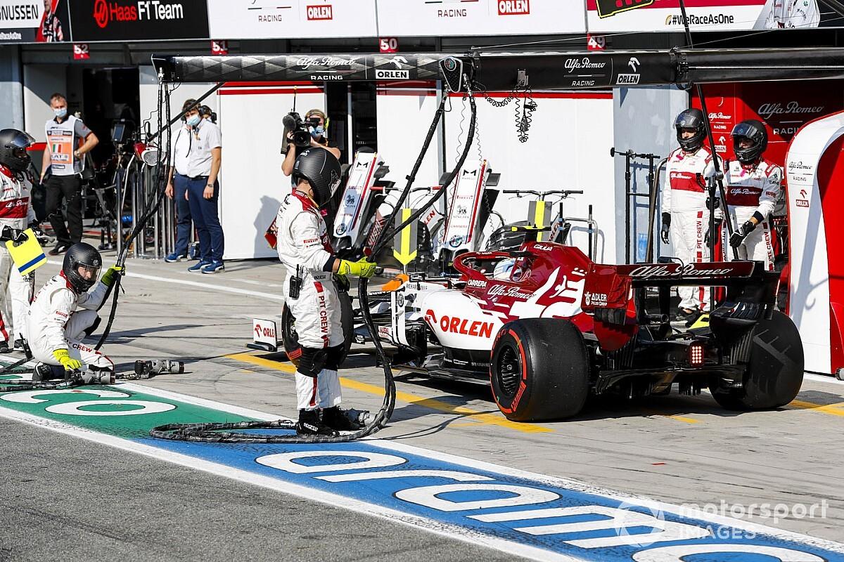 Steiner bestempelt raceweekend in Frankrijk als
