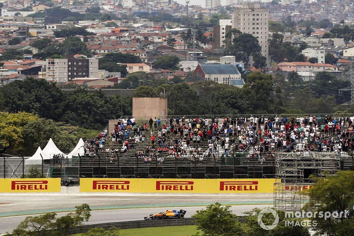 Sainz   McLaren dwong Ferrari tot andere strategie