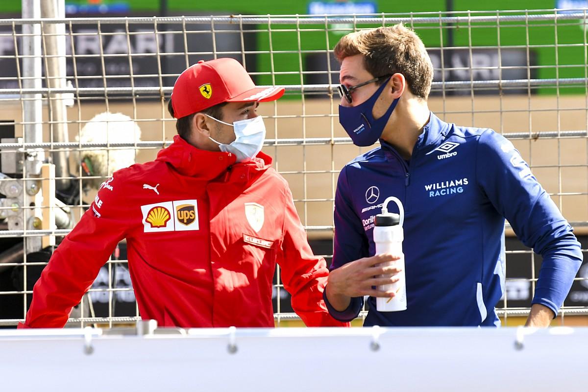 Leclerc adviseert Russell: Leer van de beste en geniet ervan
