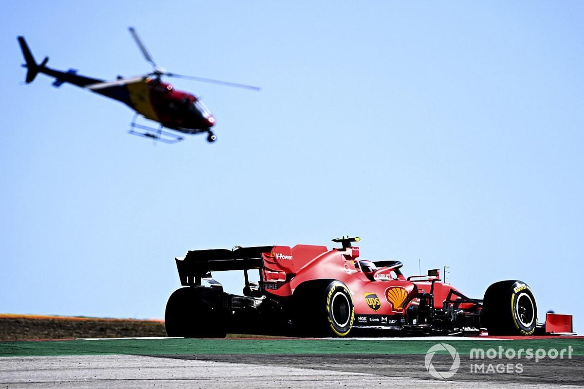 Ferrari   Opmerking van Mercedes over onze motorstand klopt niet