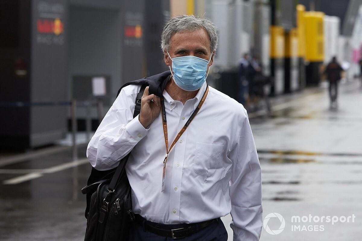F1 baas Carey   Interesse potentiele sponsoren blijft groeien