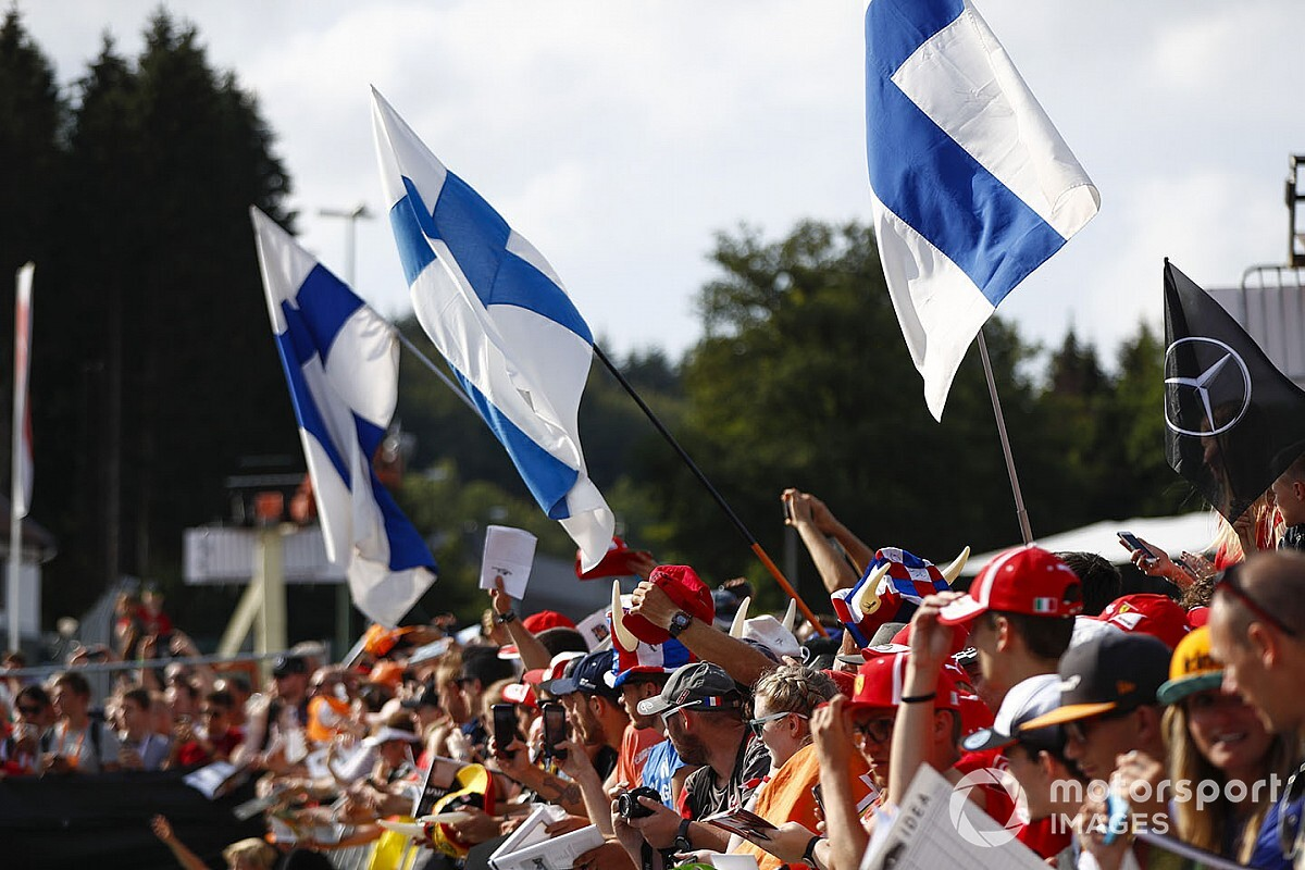 Het opmerkelijke succes van de Finnen in de Formule 1