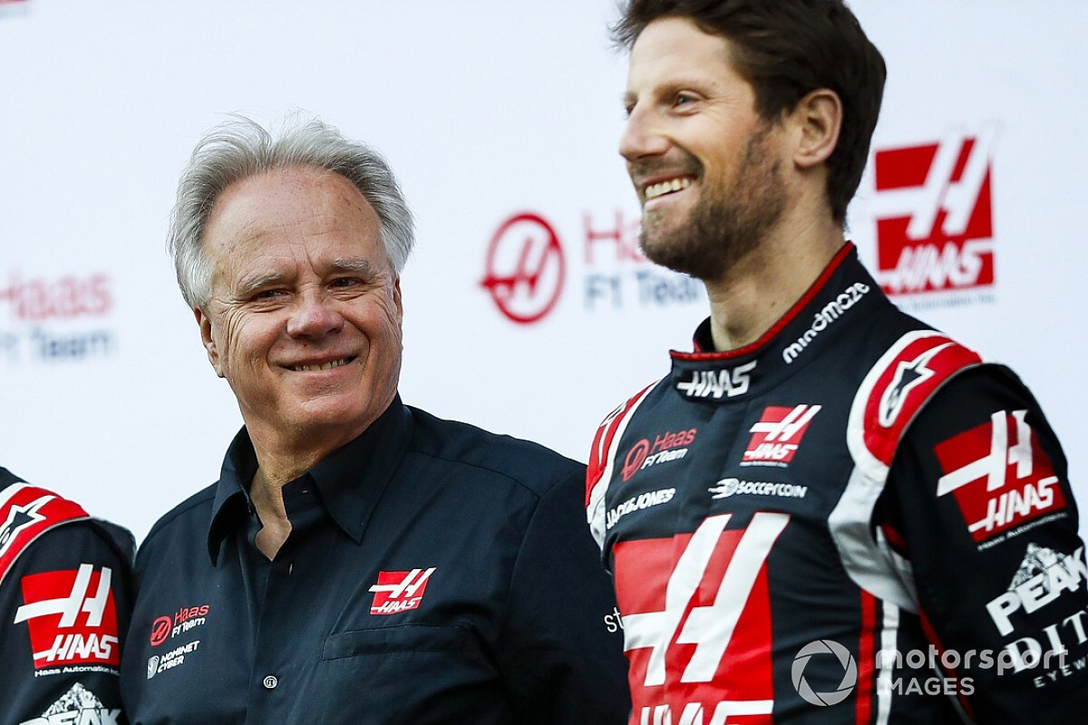 Haas weigerde Grosjean te sponsoren na crash: