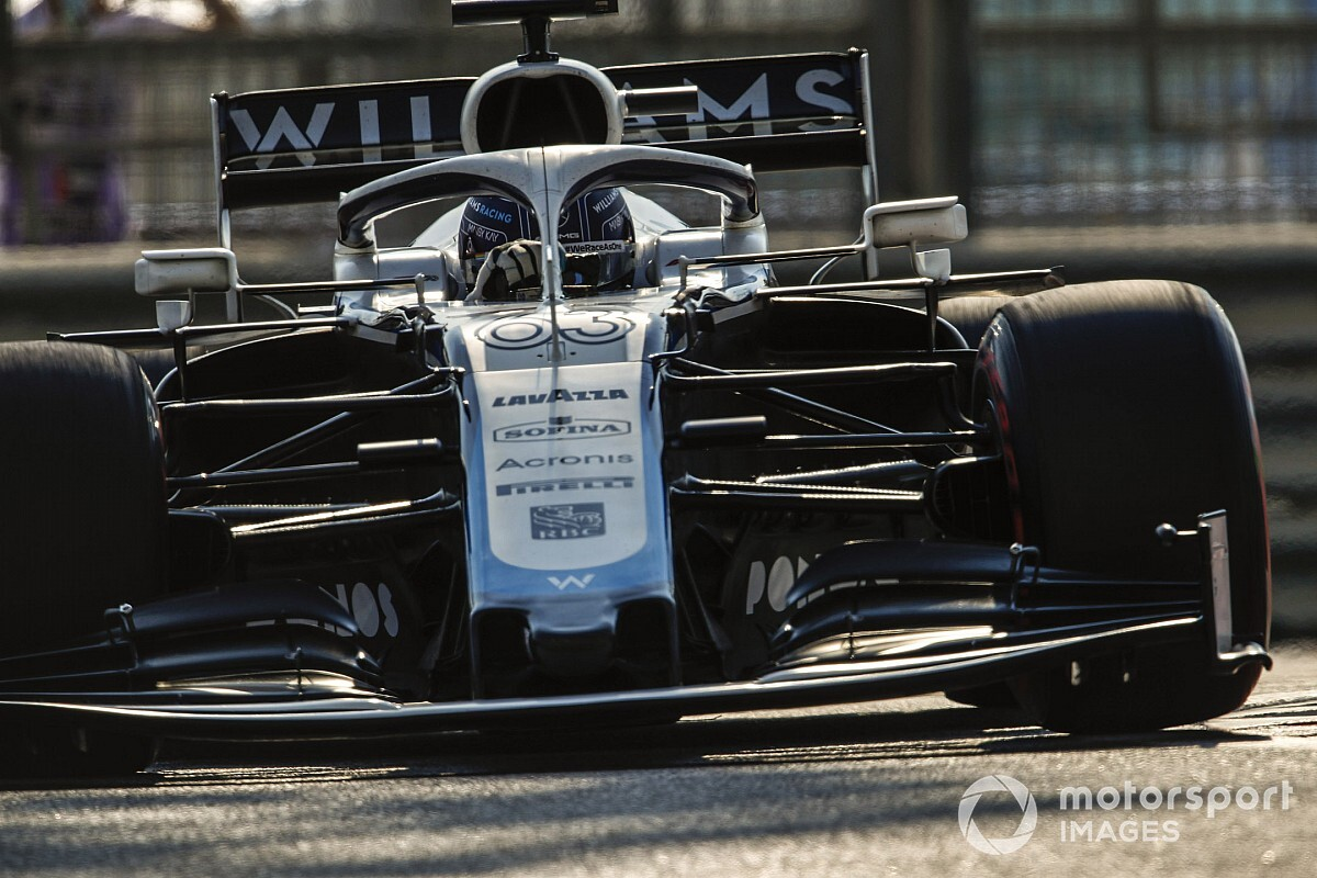 Williams al weer toe aan derde Mercedes krachtbron