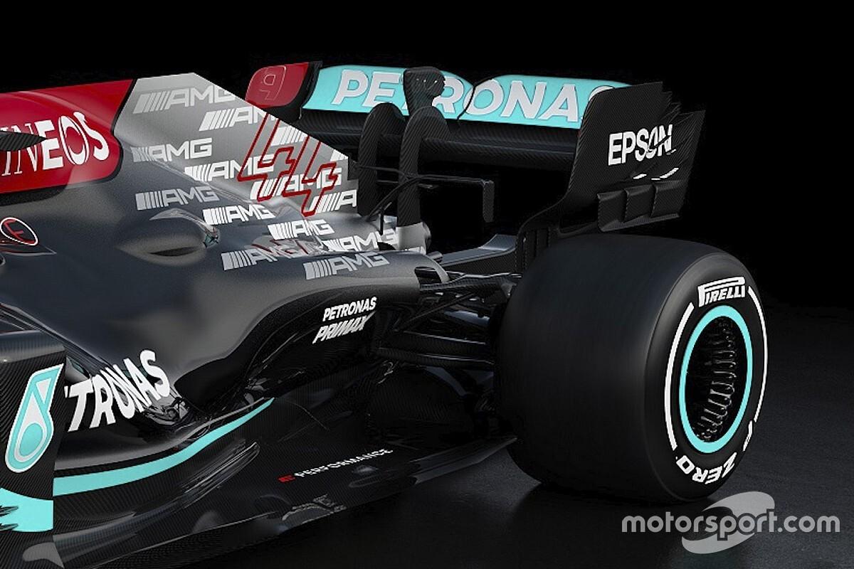 Nieuwe vondst van Mercedes?
