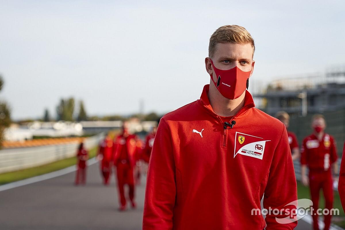 Marko  Mick Schumacher in F1 bij Alfa  hij had Red Bull niet nodig