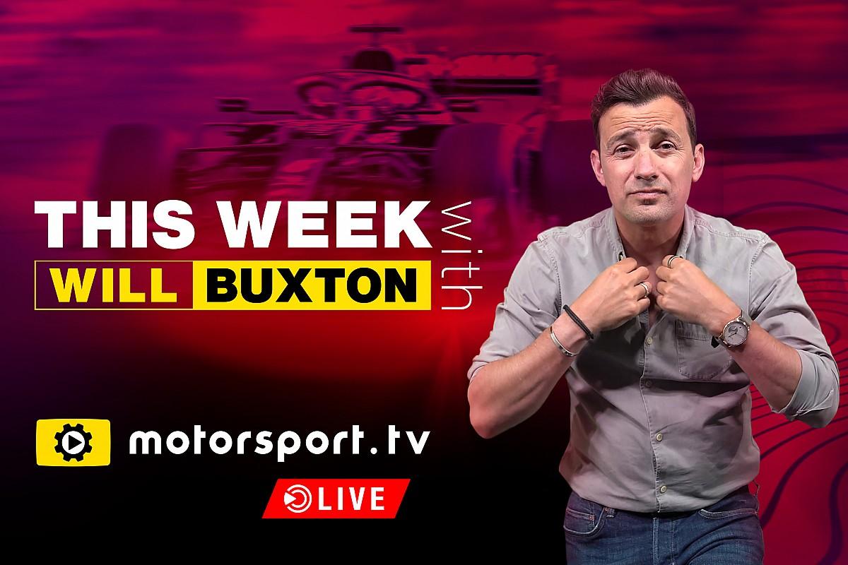 This Week with Will Buxton: Bekijk de eerste aflevering
