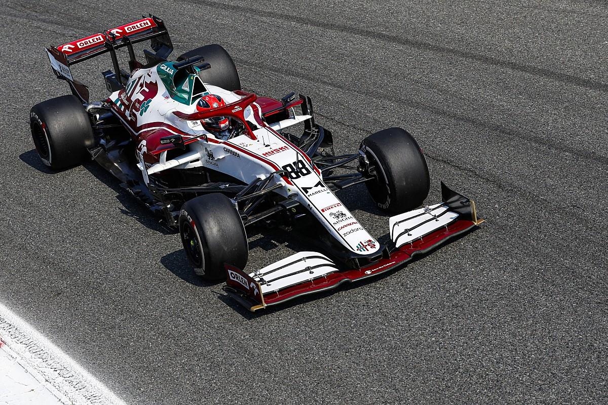 Kubica opent tweede testweek als snelste  tweede tijd Verstappen