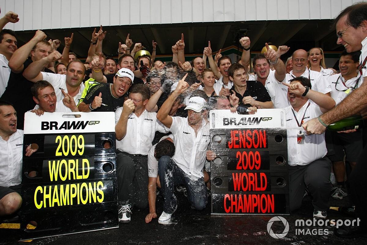 18 oktober 2009  Brawn Grand Prix doet het onmogelijke