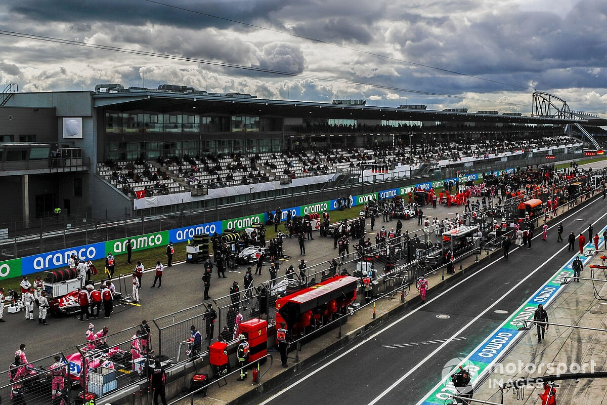 Formule 1 lijdt in 2020 verlies van 318 miljoen euro