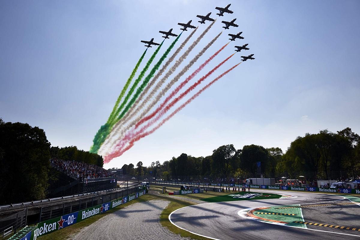 GP Itali, MotoGP en bellen met Di Grassi in This Week with Will Buxton