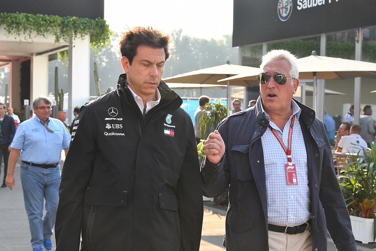 Komt er een Aston Martin F1 Team met Stroll en Wolff aan het roer