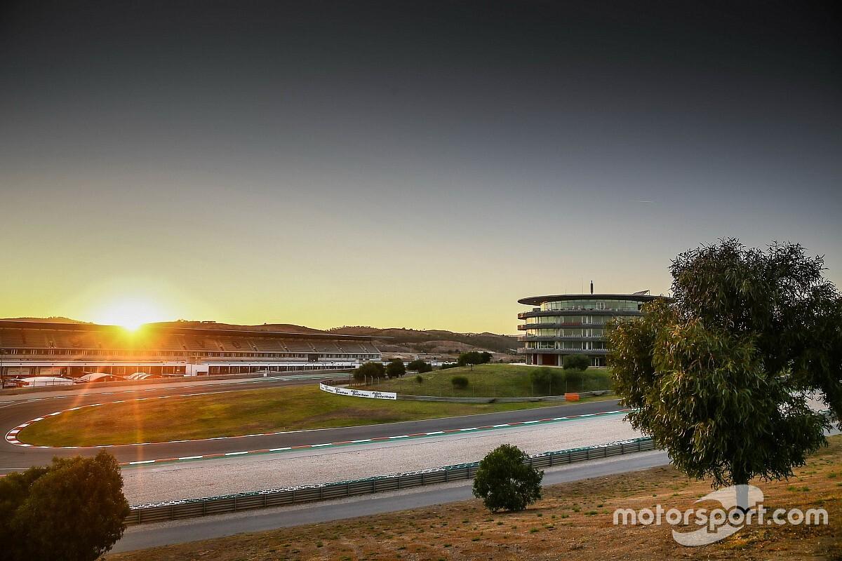 Toch geen publiek bij Portugese Grand Prix